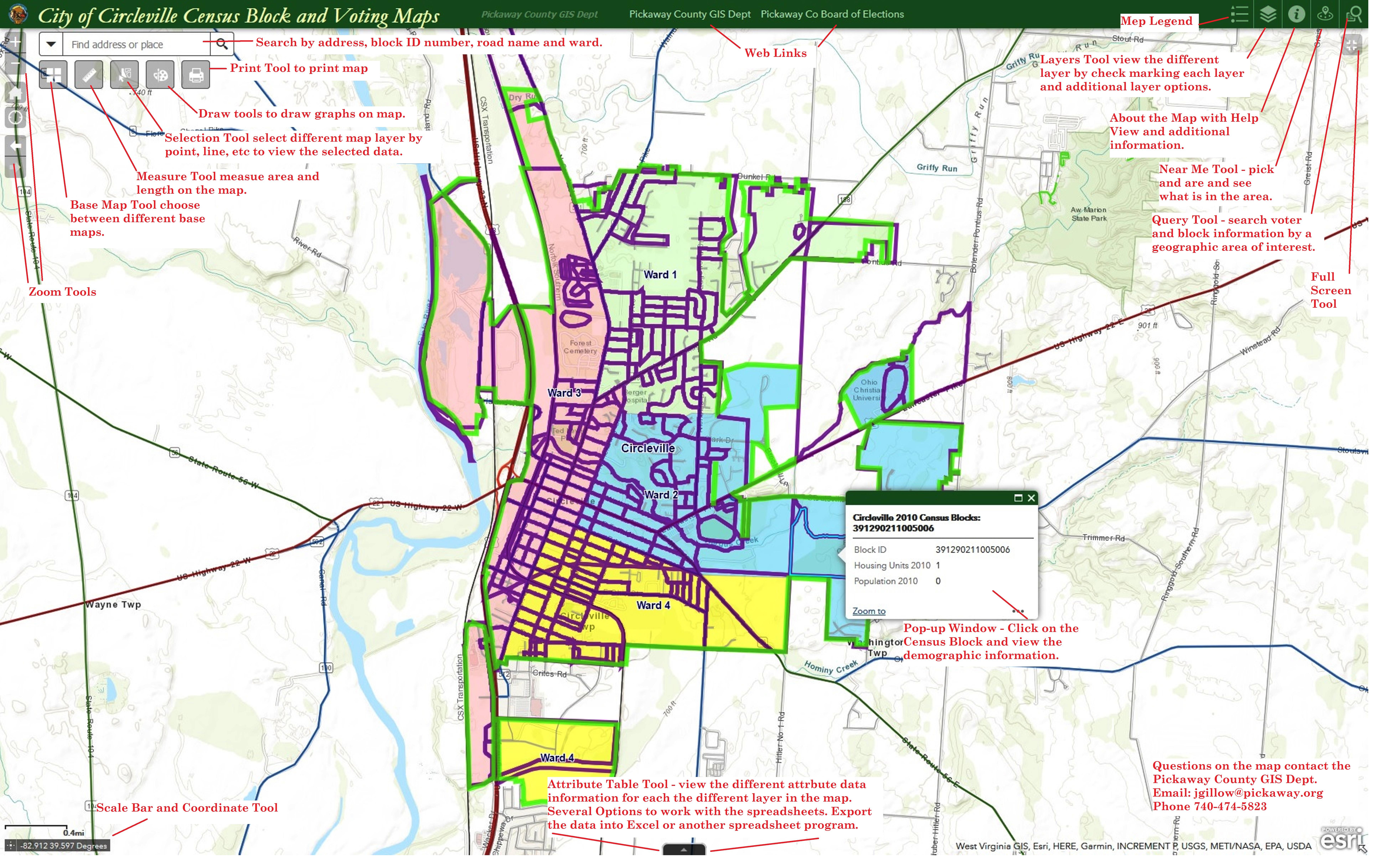City Of Circleville Ohio